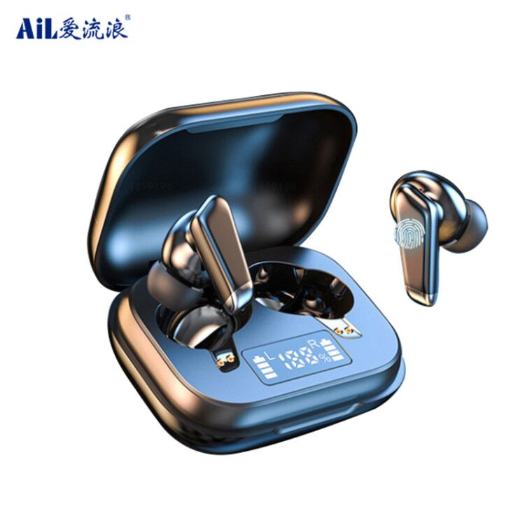J70 Tws Bluetooth Headset Noise Reduction Earbud Touch Sports Headset